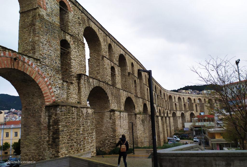 Acquedotto bizantino di Kavala