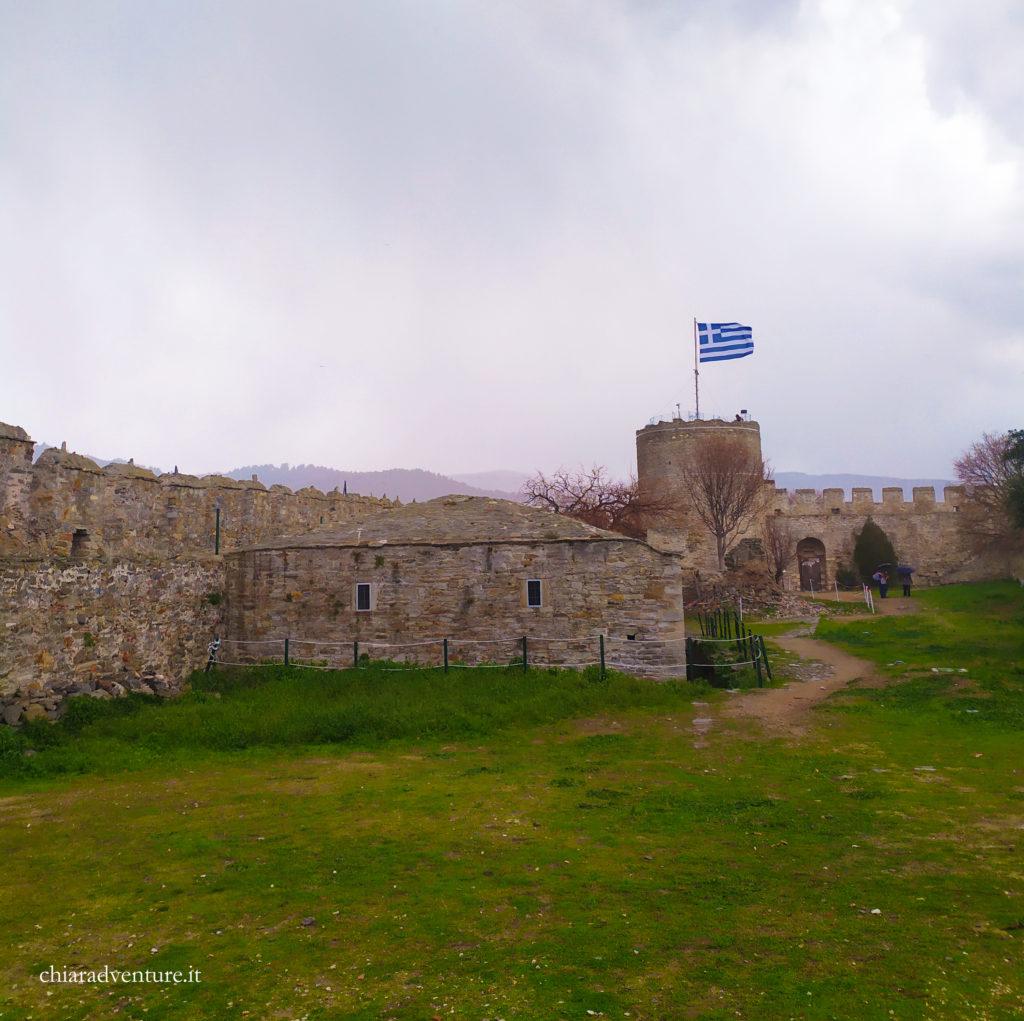 Veduta di Kavala: Itinerario su cosa fare a Kavala in un giorno d'inverno