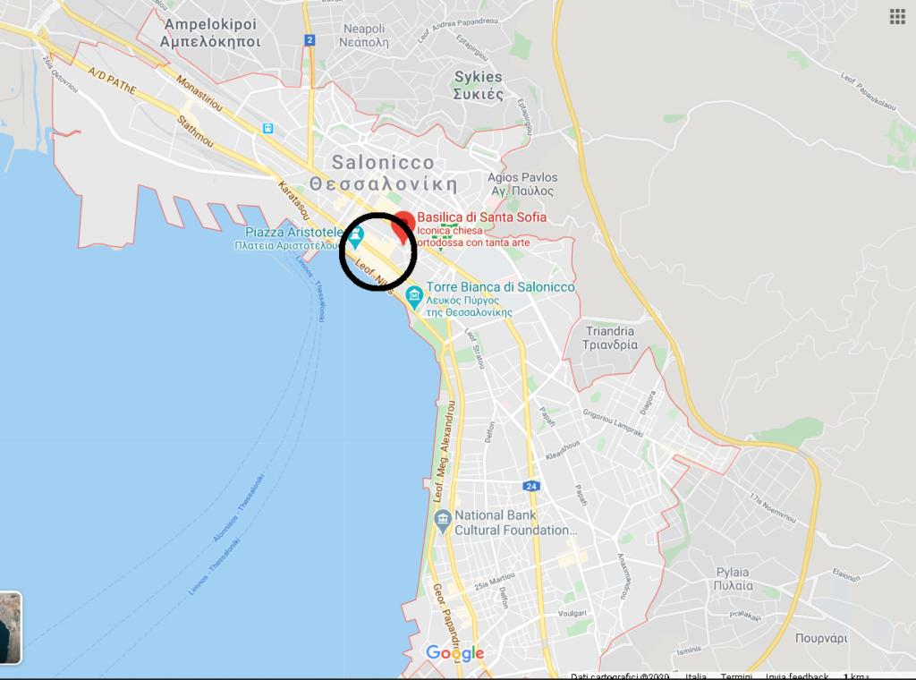 Dove alloggiare a Salonicco