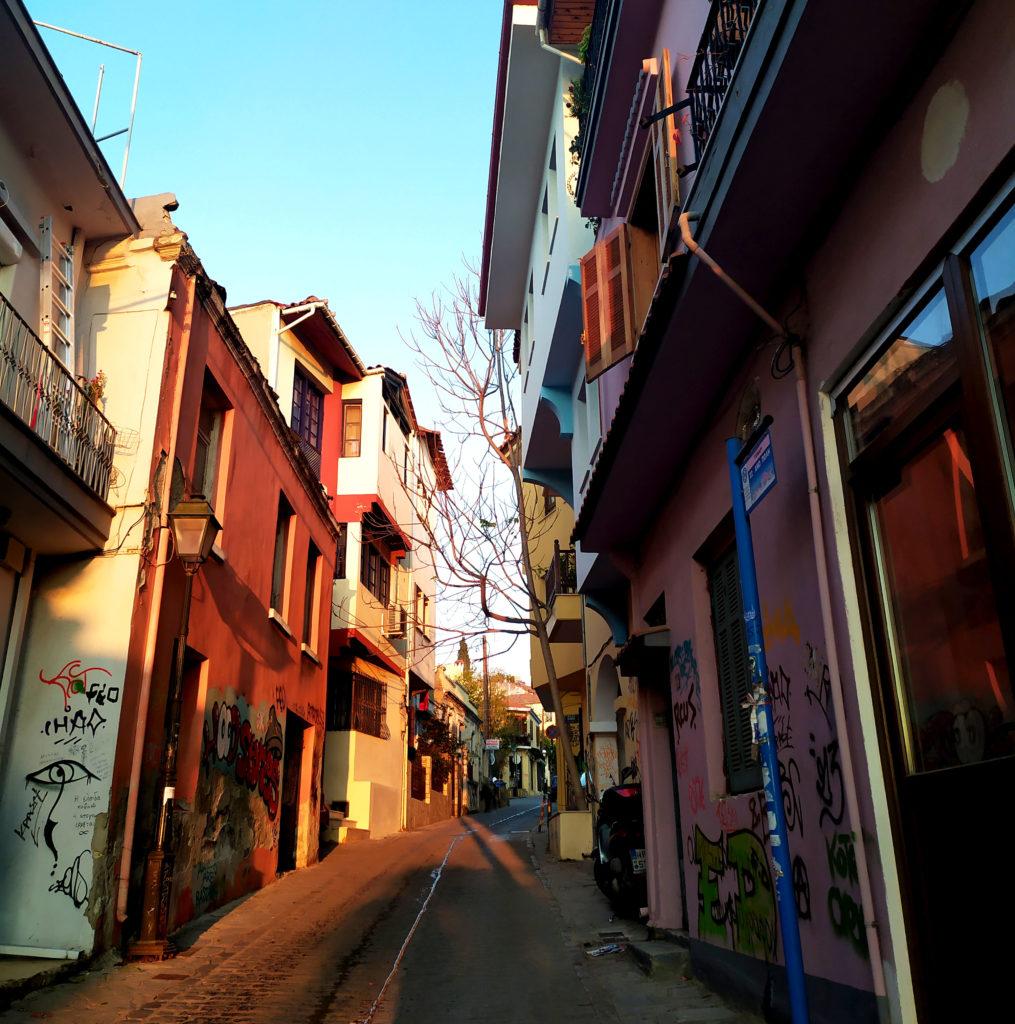 Cosa vedere a Salonicco: Ano Poli